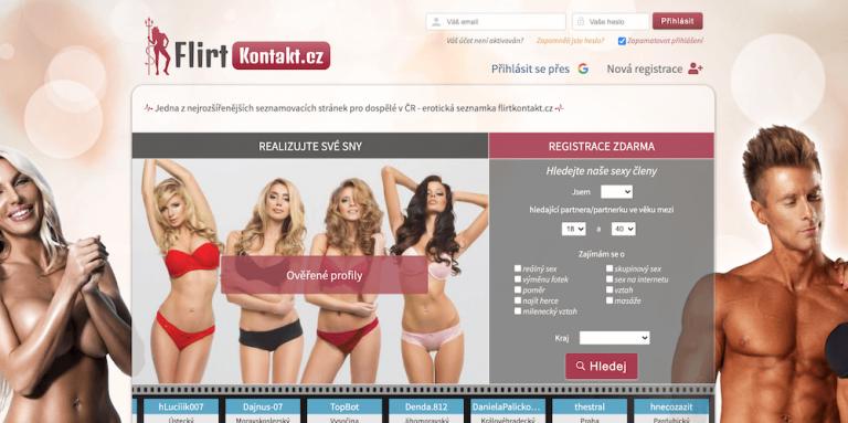 Seznamka Flirtkontakt.cz
